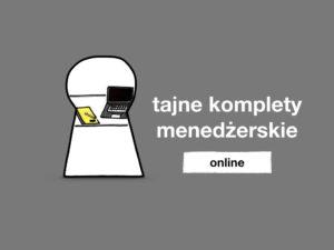 Indywidualne komplety mentoringowe dla menedżerów. Online!